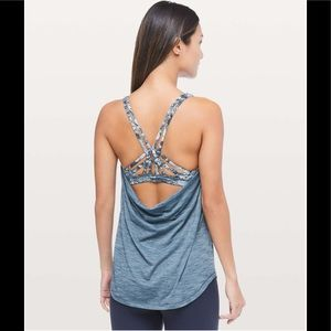 Lululemon Moment To Movement 2-In-1 Tank
